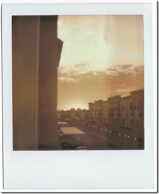SX-70ApartmentSunset